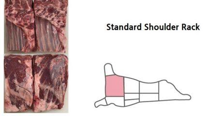 Lamb Standard Shoulder Rack